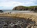 Bàgh Dhail Beag (Dalbeg Bay) - geograph.org.uk - 1254977.jpg
