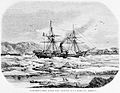 Bâtiment pris dans les glaces à la baie de Kirpon, L'Illustration, 1859.jpeg