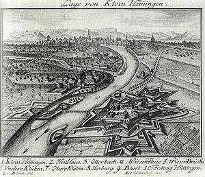 Emanuel Büchel - A sketch of Büchel's dating from 1749.