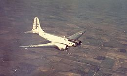 B-23 Dragon in flight.jpg