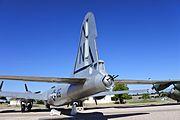 B29 55 MO tail HAFB
