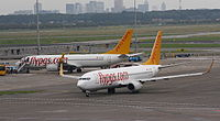 TC-AAO - B738 - Pegasus Airlines