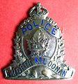 BADGE - Canada - MB - Municipality of North Kildonan Police (KIng's Crown) (7906374942).jpg