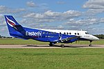 BAe Jetstream 41 'G-MAJJ' Eastern Airways (40049302311).jpg