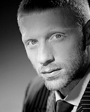 Boris Becker - Becker photographed by Studio Harcourt