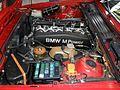 BMW E24 M6 US Engine bay Intake.JPG