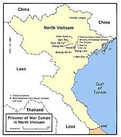 US Prisoners Of War During The Vietnam War Wikipedia - Us marine map reading kia