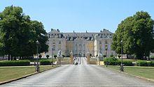 Augustusburg Palace near Cologne