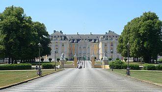 Brühl (Rhineland) - Augustusburg Palace