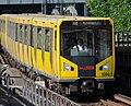BVG HK series 1004 leaving Mendelssohn-Bartholdy-Park station 20130718 3.jpg