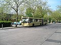 BVG bus line M27 at Jungfernheide 01.JPG