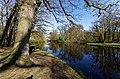 Baarn - Landgoed Groeneveld - View East towards Kasteel Groeneveld.jpg