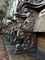 Bad Schussenried Kloster Schussenried choir stall 125.JPG