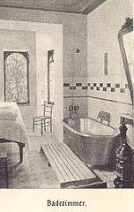 bad schauenburg - wikiwand, Badezimmer