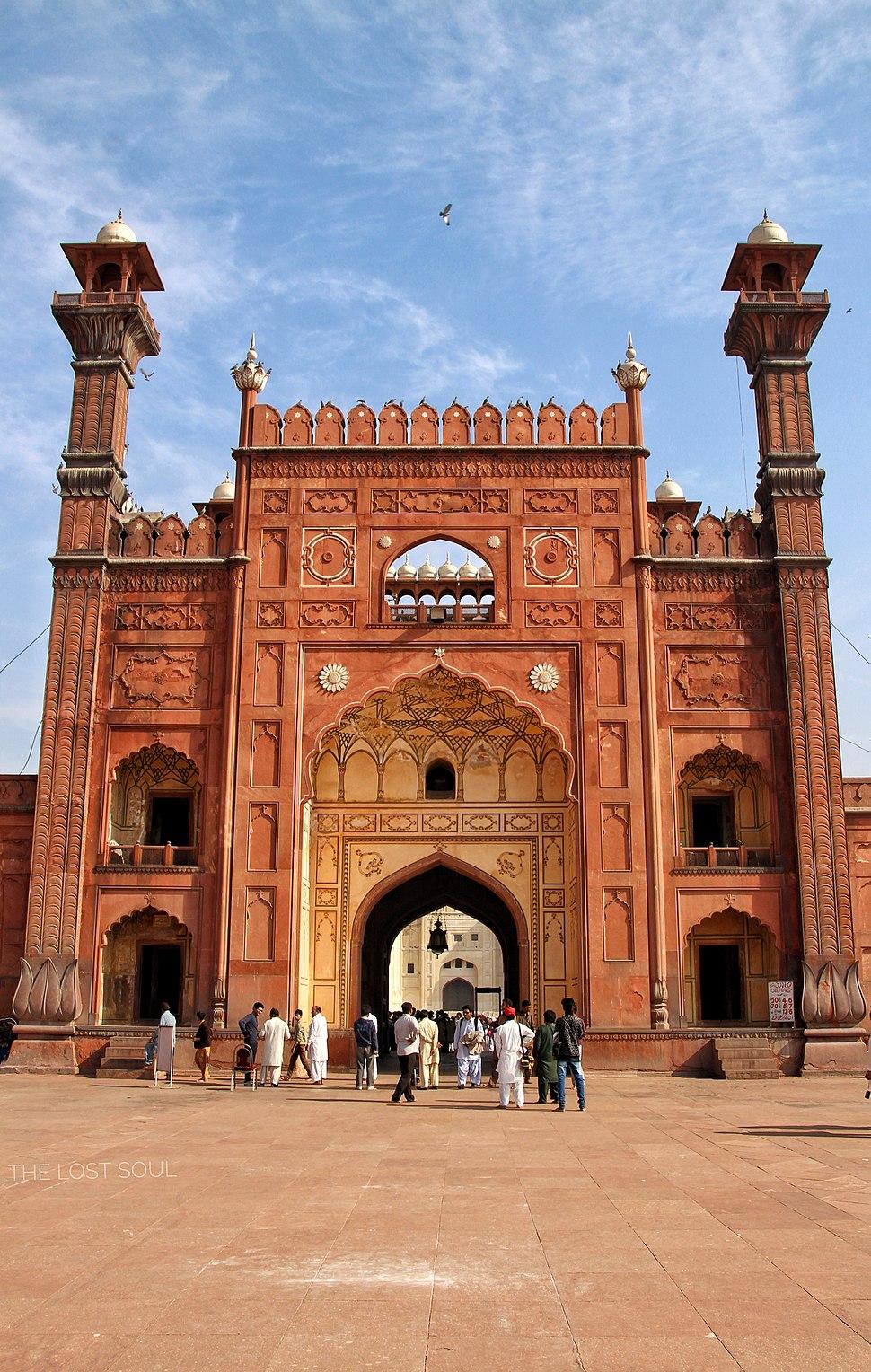Badshahi Mosque, Lahore II