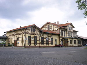 Ohrdruf - Railway station