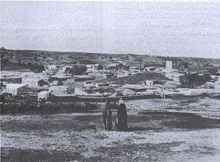 Bayt Dajan Place in Jaffa, Mandatory Palestine