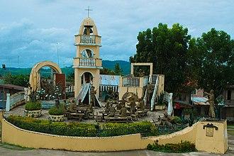 Balangiga massacre - Image: Balangiga Massacre Monument