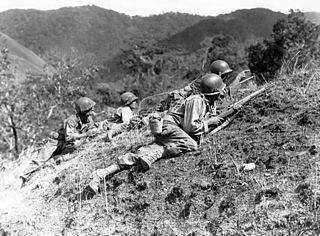 major battle in the Philippines Campaign (1944–1945) against Empire of Japan