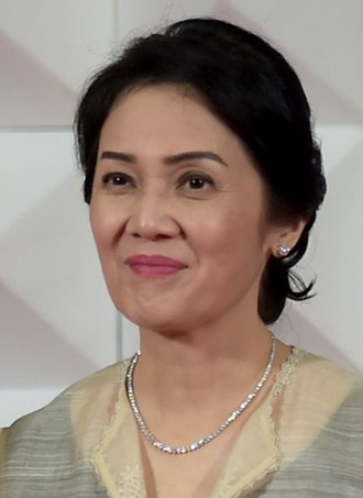 First Lady or First Gentleman of the Philippines - Image: Ballsy Aquino Cruz 2015 (cropped)