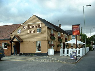 Beefeater (restaurant) - Beefeater, Balmoral Inn, Southampton