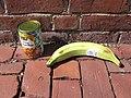 Banana & can of Blackeye Peas.jpg