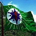 Bandera de los Davidianos Adventistas del séptimo dia.jpg