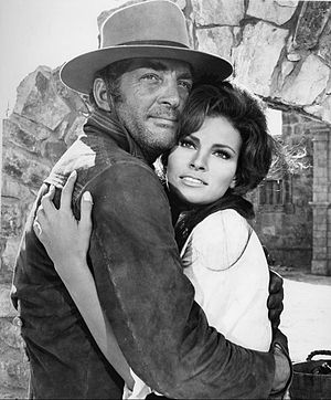Bandolero! - Dean Martin and Raquel Welch