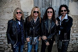 The Dead Daisies 2019