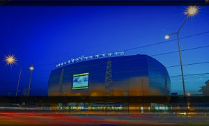 Lumpinee Boxing Stadium - Image: Bangkok Lumpinee Boxing Stadium 1