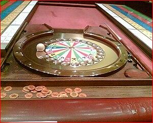 Le multicolore - A table for Le Multicolore