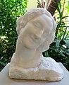 Barbara Deering Danielson by Jose Clara, Spanish, 1927, marble - Vizcaya Museum and Gardens - Miami, Florida - DSC08445.jpg