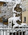 Barbarabrunnen Neuehrenfeld Winter.JPG