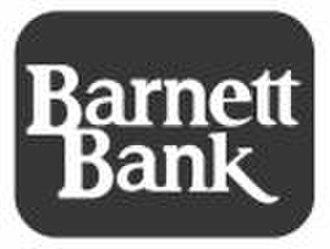 Barnett Bank - Image: Barnett Logo