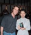 Barry Eisler & Princess Takamado (3558529722).jpg