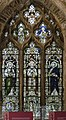 Barton-upon-Humber, St Peter's church, Stained glass window (23961577277).jpg