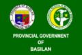 Bandera de Basilan