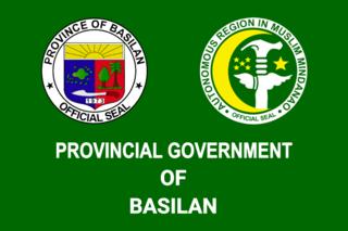 Basilan Province in Bangsamoro Autonomous Region in Muslim Mindanao, Philippines