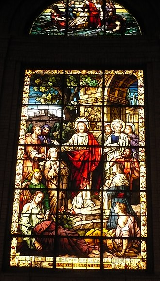 Basilica of St. Lawrence, Asheville - Image: Basilica of St. Lawrence, Asheville 04