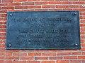 Battle of Bunker Hill plaque, 1st Avenue Boston MA.jpg