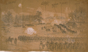 Battle of Hanover Court House - Image: Battle of Hanover Courthouse