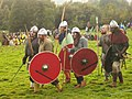 Battle of Hastings reenactment 2017 5.jpg