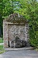 Bayreuth, Eremitage, Brunnen am Wasserturm-001.jpg