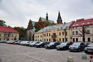 Olkusz - Market square