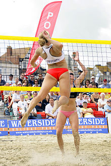 Beachvolleyball Wikipedia