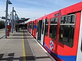 Beckton station, Docklands Light Railway - geograph.org.uk - 703641.jpg