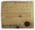 Beilngries -- Schenkungsurkunde Kaiser Heinrich II - 1007.jpg