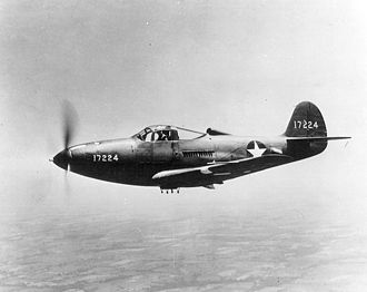 328th Armament Systems Wing - P-39 Airacobra as flown by the 328th Fighter Group
