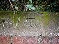 Bench Mark, Belfast - geograph.org.uk - 1770141.jpg