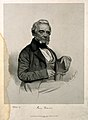Benjamin Travers. Lithograph by T. H. Maguire. Wellcome V0005889.jpg
